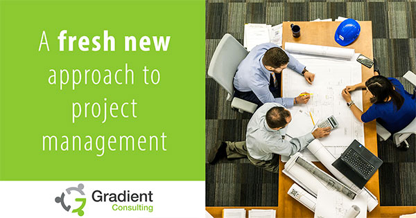 A fresh new approach to project management