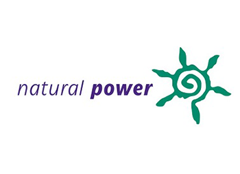 ERP case study natural power logo