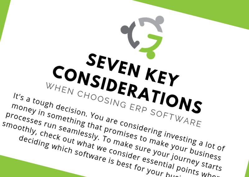 ERP software considerations feature image
