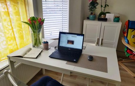 Erika home office